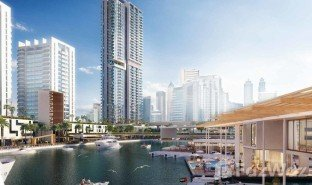 迪拜 商业湾 Riverside Apartments 1 卧室 房产 售