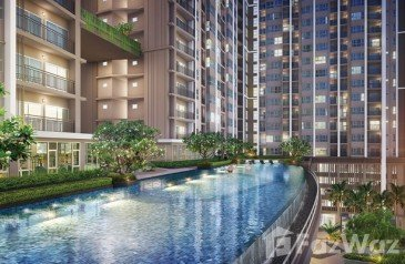 The cheapest residential projects in Bangkok - Supalai Veranda Rama 9