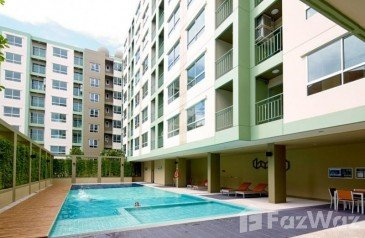 The cheapest residential projects in Bangkok - Lumpini Ville On Nut Latkrabang 2