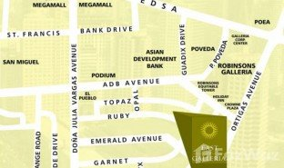 1 Bedroom Apartment for sale in Pasig City, Metro Manila East Of Galeria