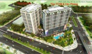 2 Bedrooms Condo for sale in Long Bien, Hanoi Northern Diamond