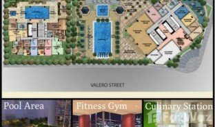 1 Bedroom Property for sale in Makati City, Metro Manila Three Central
