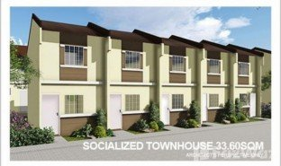 1 Bedroom Townhouse for sale in Tarlac City, Central Luzon Uptown Village