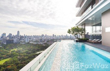 New super luxury condo & apartment in Bangkok - Saladaeng One