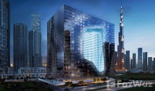 1 Bedroom Property for sale in Trade Center Second, Dubai OPUS Residence