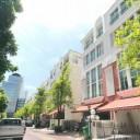 Baan Klang Krung (British Town -Thonglor)