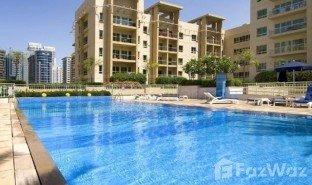 迪拜 Al Tanyah Third Al Ghozlan 1 卧室 房产 售