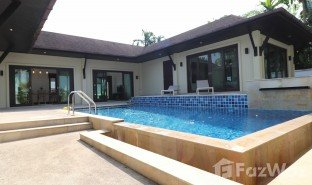 3 Bedrooms Property for sale in Choeng Thale, Phuket Baan Boosakorn Villa 3