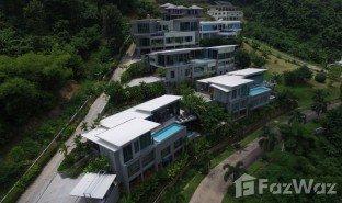 недвижимость, 5 спальни на продажу в Pa Khlok, Пхукет Yamu Hills