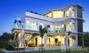 芭提雅 会艾 Green View Villas 4 卧室 房产 售