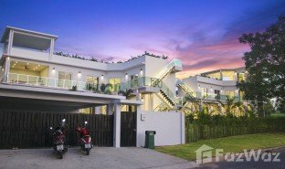 5 Bedrooms Villa for sale in Huai Yai, Pattaya Green View Villas