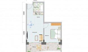 1 Bedroom Condo for sale in Bei, Preah Sihanouk Blue Bay 蓝色海湾公寓