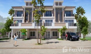 4 Bedrooms Townhouse for sale in Nirouth, Phnom Penh