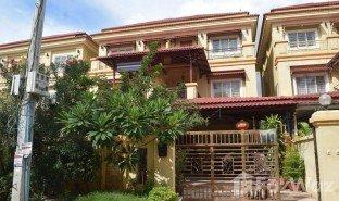 4 Bedrooms Villa for sale in Kilomaetr Lekh Prammuoy, Phnom Penh