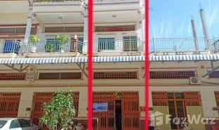 4 Bedrooms Townhouse for sale in Tuol Sangke, Phnom Penh