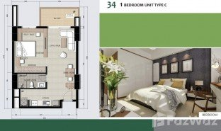 1 Bedroom Property for sale in Tuol Sangke, Phnom Penh