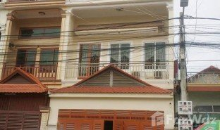 6 Bedrooms Townhouse for sale in Boeng Kak Ti Pir, Phnom Penh