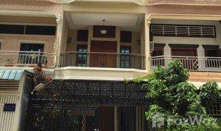 4 Bedrooms House for sale in Tuol Sangke, Phnom Penh
