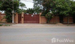 4 Bedrooms Villa for sale in Tuek Thla, Phnom Penh