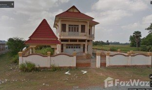 3 Bedrooms Property for sale in Ruessei Srok Khang Lech, Kampot