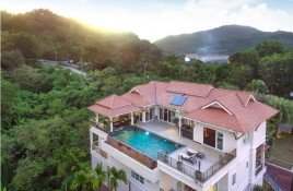 5 Bedrooms Villa for sale in Chalong, Phuket Chalong Breeze Villa