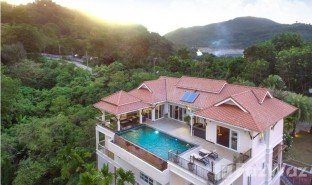 5 Bedrooms Villa for sale in Chalong, Phuket