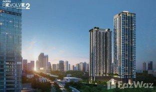1 Schlafzimmer Wohnung zu verkaufen in Huai Khwang, Bangkok Noble Revolve Ratchada 2