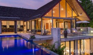 5 Bedrooms Property for sale in Kamala, Phuket Samsara Estate