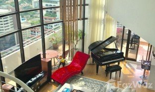 3 Bedrooms Penthouse for sale in Khlong Tan Nuea, Bangkok Supalai Place