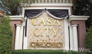 曼谷 Khlong Chan Casa City Ladprao 5 卧室 联排别墅 售