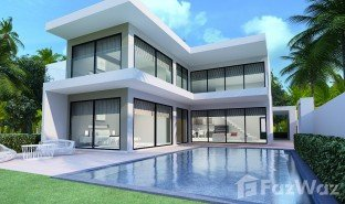 3 Bedrooms Property for sale in Huai Yai, Pattaya D-Sign Homes