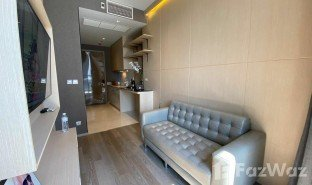 曼谷 Suriyawong Ashton Silom 1 卧室 公寓 售
