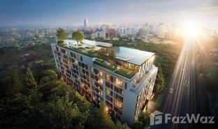 1 Bedroom Property for sale in Chantharakasem, Bangkok Modiz Ratchada 32