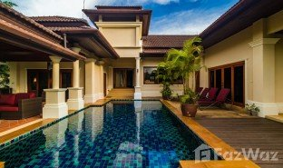 4 Bedrooms Property for sale in Choeng Thale, Phuket Lakewood Hills Villa