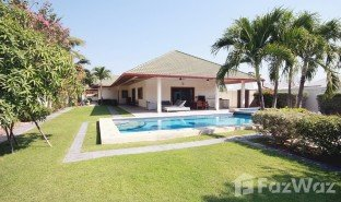 3 Bedrooms Villa for sale in Hin Lek Fai, Hua Hin Coconut Garden 1