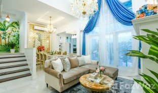4 Bedrooms Townhouse for sale in Lat Phrao, Bangkok Crystal Ville