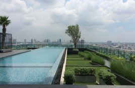 1 Bedroom Condo for sale in Thung Wat Don, Bangkok Centric Sathorn - Saint Louis