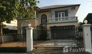 3 Bedrooms Property for sale in Nong Khang Phlu, Bangkok Baan Ladawan Pinklao-Petchkasem