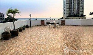 芭提雅 农保诚 Jomtien Beach Paradise 2 卧室 顶层公寓 售