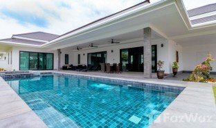 3 Schlafzimmern Immobilie zu verkaufen in Cha-Am, Phetchaburi The Clouds Hua Hin