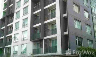 曼谷 Wong Sawang Morning Side Heights Project 1 卧室 公寓 售