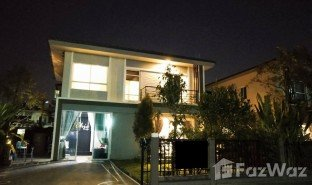 3 Bedrooms House for sale in Bang Kadi, Pathum Thani The Plant Light Tiwanon-Rangsit