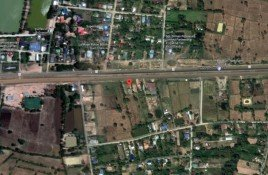 N/A Property for sale in Kantuat Ramuan, Surin Land 1 Rai 2 Ngan For Sale In Chokchai Dejudom Road