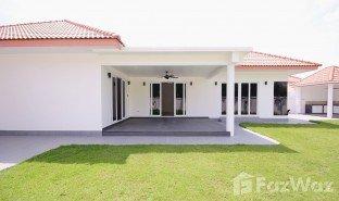 3 Schlafzimmern Immobilie zu verkaufen in Wang Phong, Hua Hin Baan Yu Yen Pool Villa