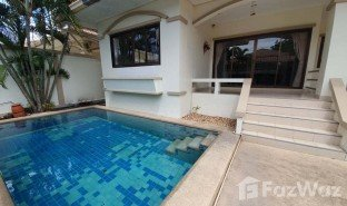 3 Bedrooms Villa for sale in Nong Prue, Pattaya Adare Garden 1