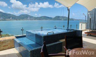 3 Bedrooms Penthouse for sale in Patong, Phuket Indochine R and V
