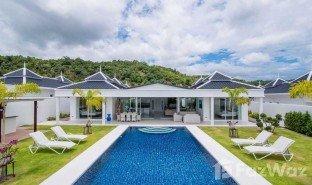 4 Schlafzimmern Haus zu verkaufen in Nong Kae, Hua Hin Falcon Hill Luxury Pool Villas