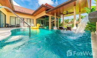 4 Bedrooms Property for sale in Choeng Thale, Phuket Les Palmares Villas