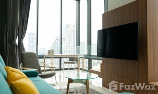曼谷 Suriyawong Ashton Silom 2 卧室 公寓 售