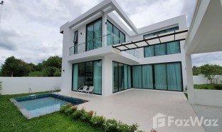 4 Schlafzimmern Villa zu verkaufen in Mae Hia, Chiang Mai Moo Baan Wang Tan